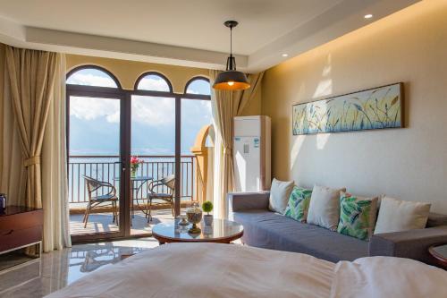 Na Shi Hua Kai Seaview Holiday Villa, Dali Bai