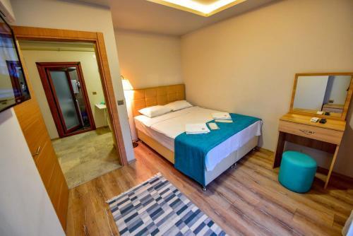 Ekinoks Suite Apart Hotel, Merkez