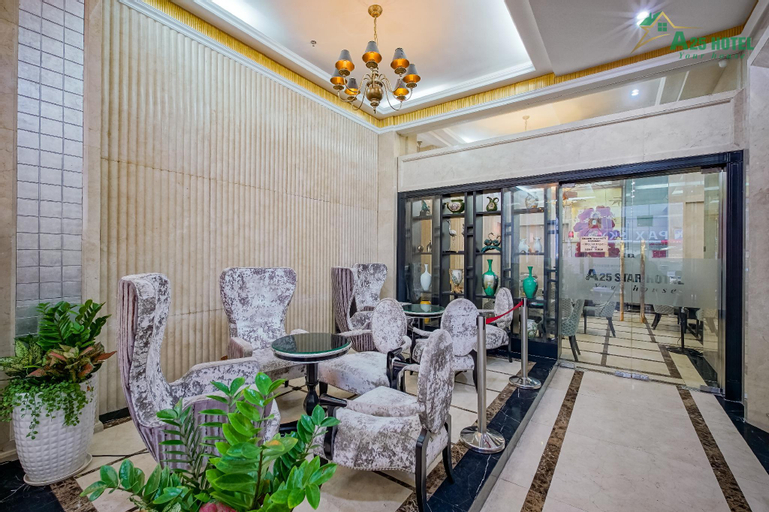 A25 Hotel - 06 Truong Dinh, Quận 3