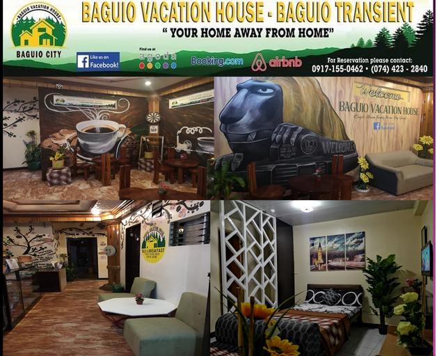 Baguio Vacation House - Baguio Transient, Baguio City