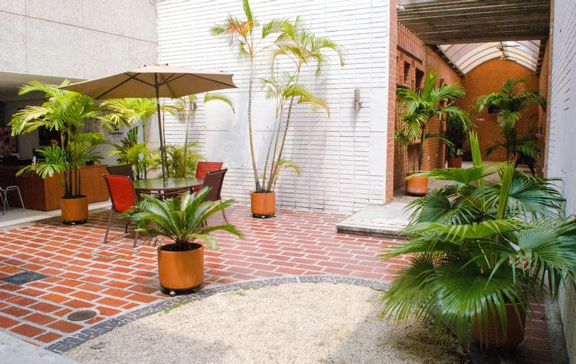 Casa Santa Monica, Santiago de Cali