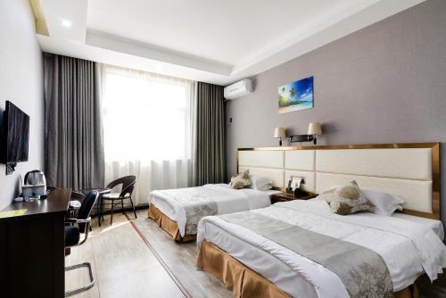 Changle Garden Apart Hotel, Fuzhou