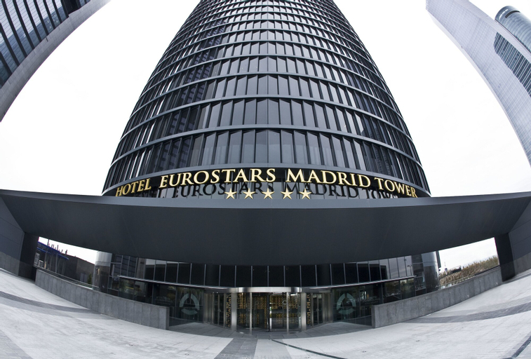 Eurostars Madrid Tower, Madrid