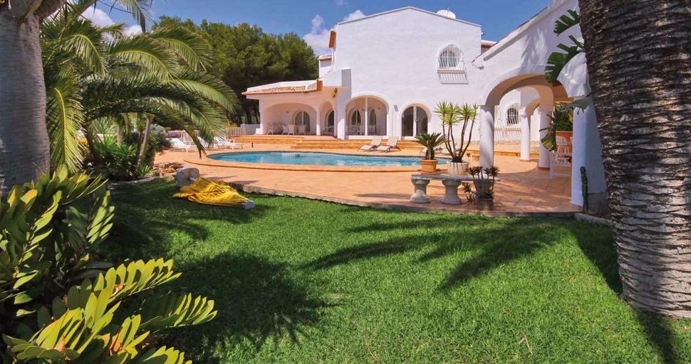 Villa Moraira Dreams, Alicante