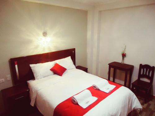 Hotel Loyalty Moquegua, Mariscal Nieto