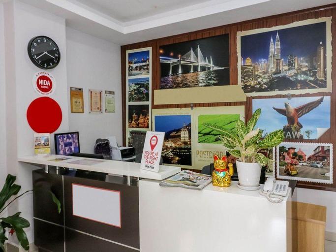 Nida Rooms Kelana Petaling Treasure At Yp Boutique Hotel, Kuala Lumpur