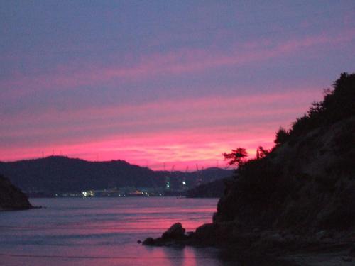 Seaside House Noumi, Naoshima