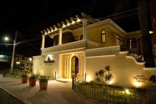 Hotel Casa Grande, Comitán de Domínguez