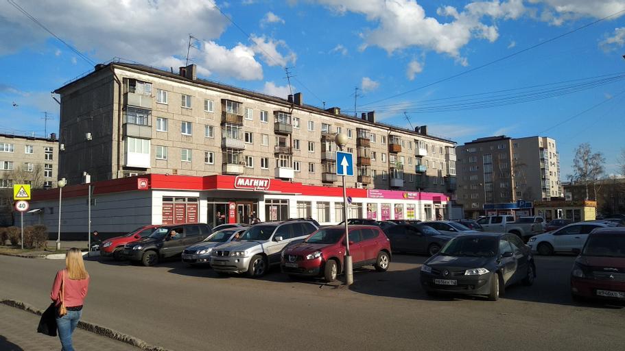 3 rooms apartment on Spartaka 18, Novokuznetskiy