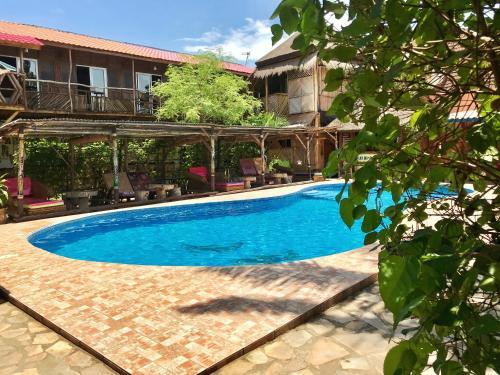 Lodge Cabapapa, Abomey-Calavi
