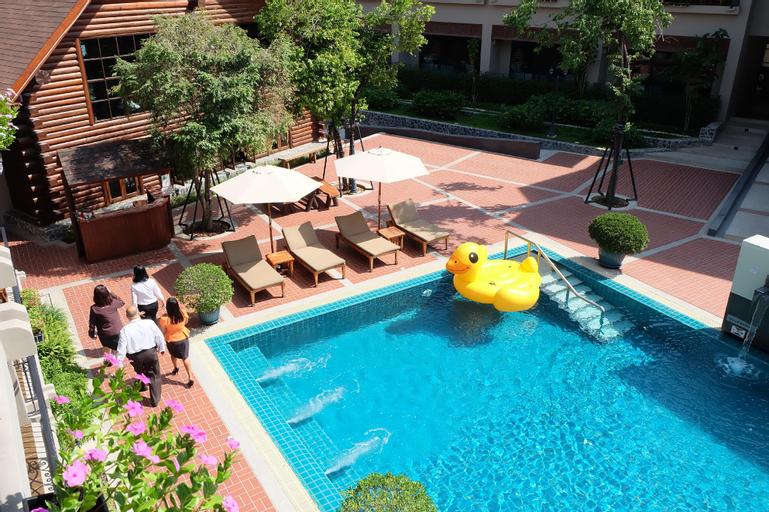 Plakan Resort, Muang Kanchanaburi