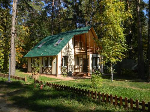 Contry Club Volna, Shigonskiy rayon