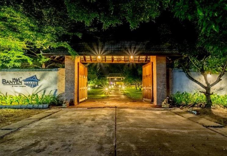 Banyen Villa, San Sai