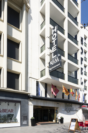 Hotel Real Lleida, Lleida