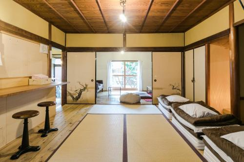 Yuzan Apartment, Nara