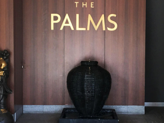 Palms Hotel, Bankstown - North-East