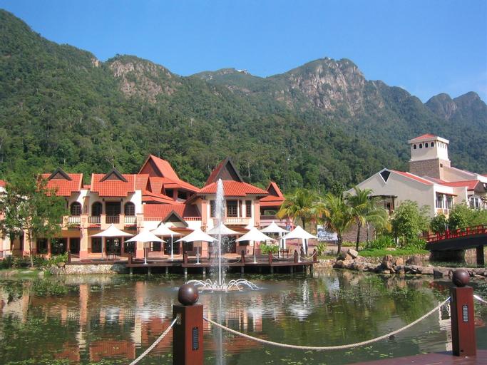 Rebak Marina Resort, Langkawi