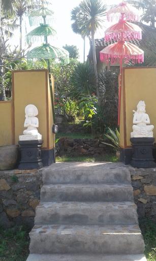 Frangipani Inn & Restaurant, Karangasem