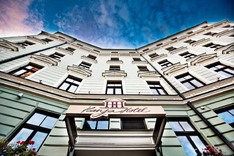 Hanza Hotel, Riga