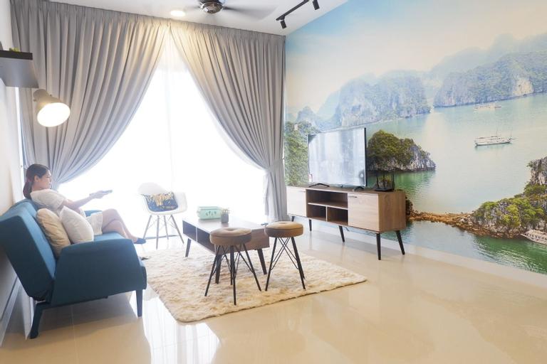 FlexiAsia BayView Apartment, Johor Bahru