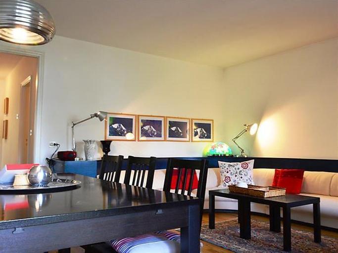 Chesa Romantica 17 - Three Bedroom, Maloja