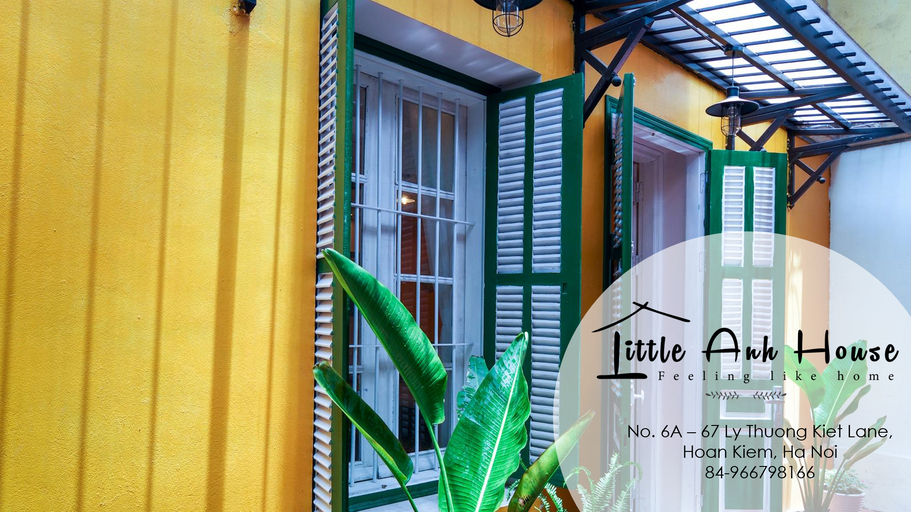 Little Anh House, Hoàn Kiếm