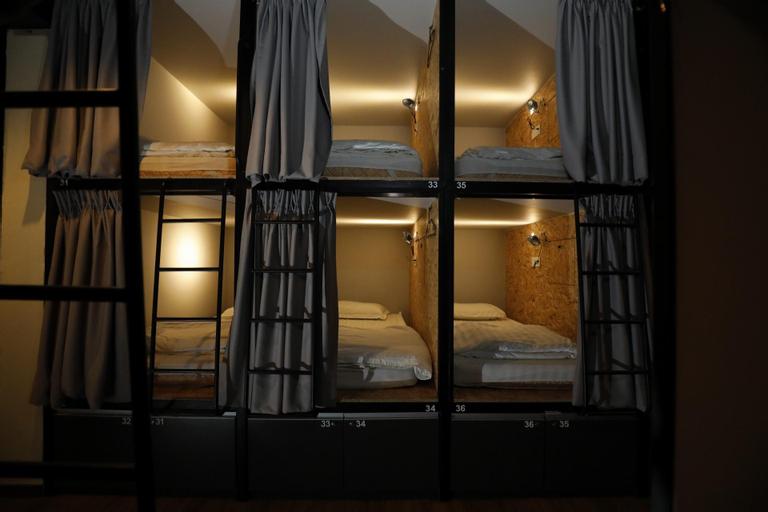 Sleepbox Hotel, Cameron Highlands