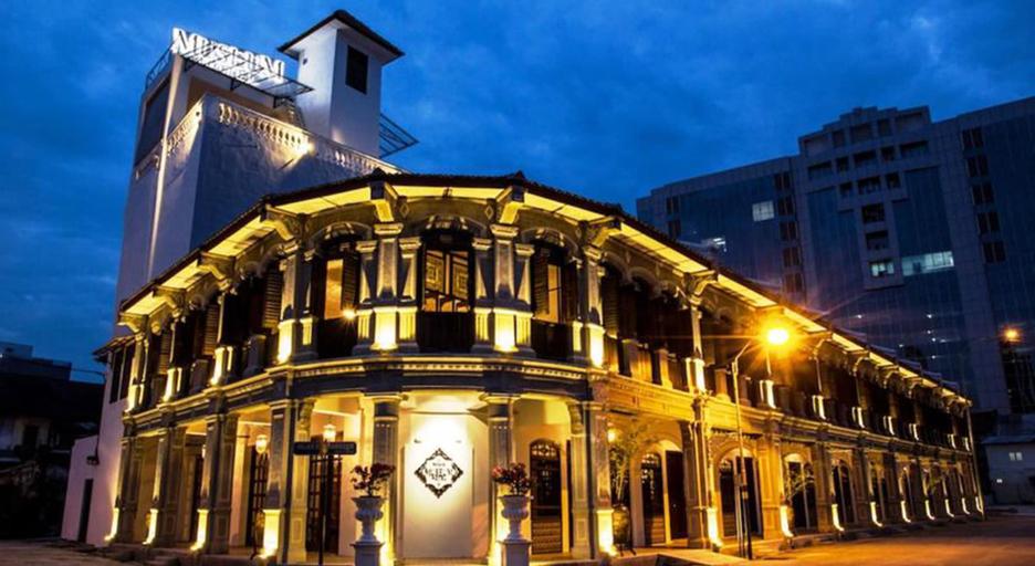 Museum Hotel, Pulau Penang