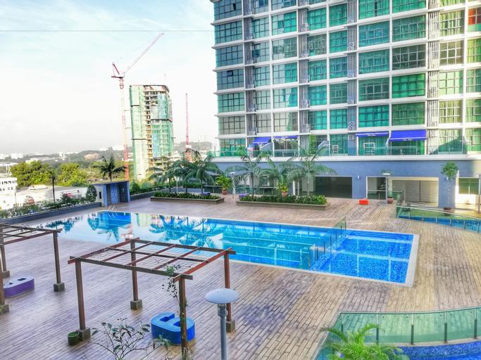 Lawang Suite 1 Bedroom Corner Apartment, Kuala Lumpur