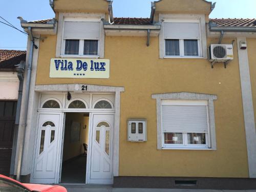 Vila de lux, Bela Crkva