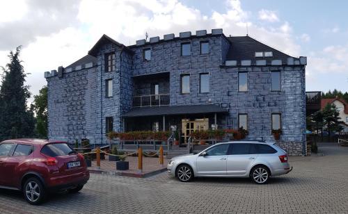 Hotel Camelot, Ústí nad Labem