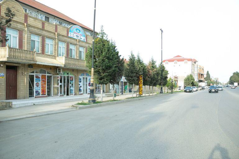 Khurma Hostel, Gəncə