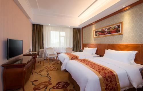 Vienna Hotel Changshu Binjiang, Suzhou