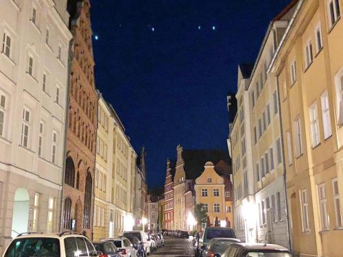 Ferienwohnungen in der Altstadt Stralsund, Vorpommern-Rügen