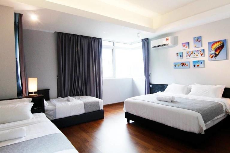 Sabah Luxury Cozy Family Suite, Kota Kinabalu