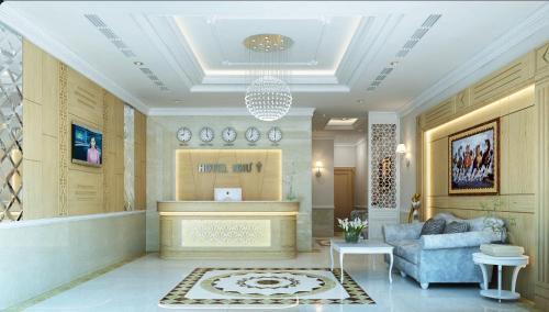 Nhu Y Hotel, Binh Tan