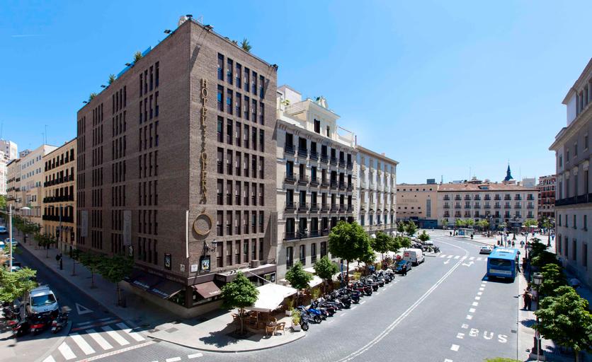 Hotel Ópera, Madrid