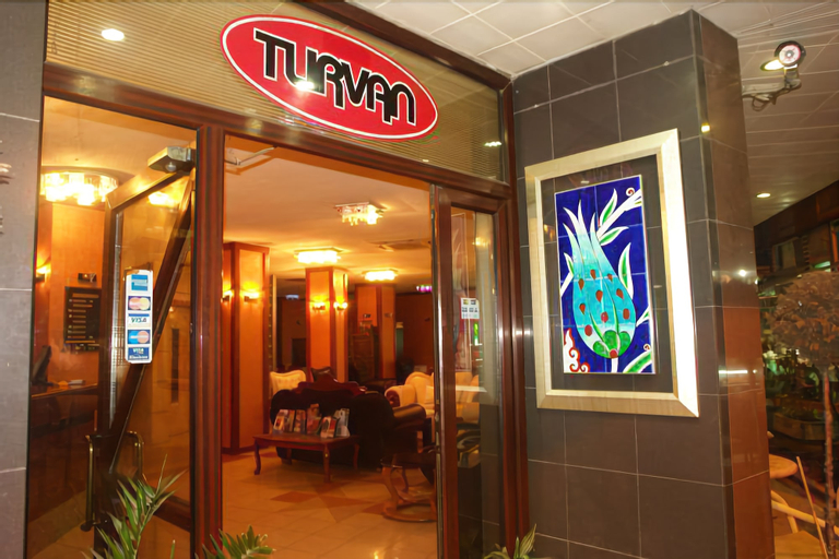 Turvan Hotel, Fatih