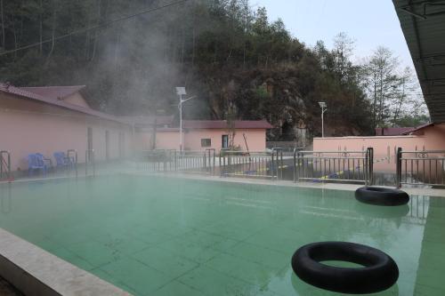 Huakun Tourist Country House Xiaohei Mountain Branch, Baoshan