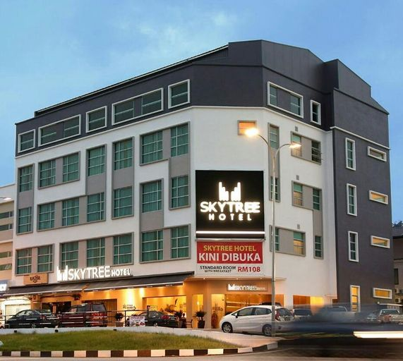 Skytree Hotel, Kuantan