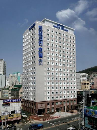 Toyoko Inn Busan Seomyeon, Busanjin