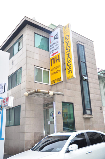 DH Myeongdong Guesthouse, Jung