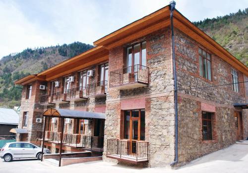 Hotel Old Borjomi, Borjomi