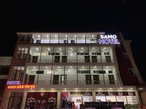 Hotel SAMO, Tashkent City
