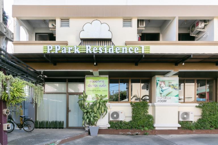 P-Park Residence Charansanitwong Rama 7, Bang Kruai