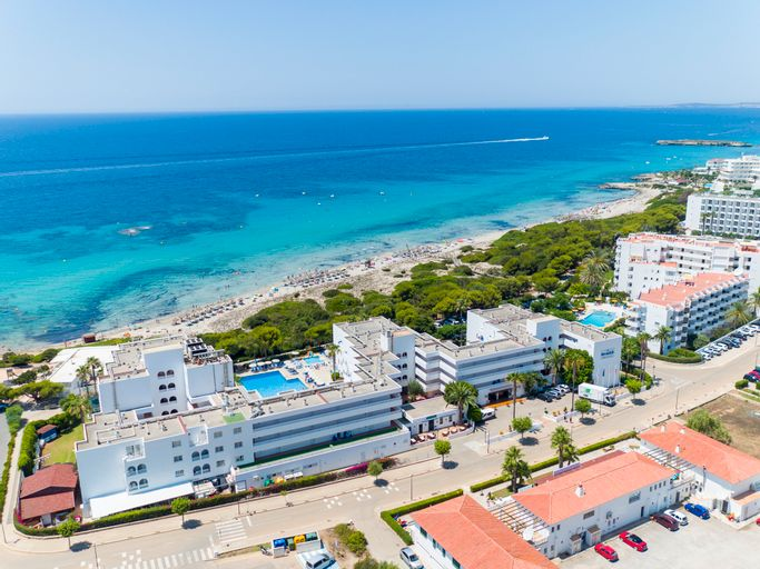 Apartamentos Globales Lord Nelson, Baleares