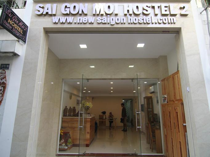 New Saigon Hostel, Quận 1