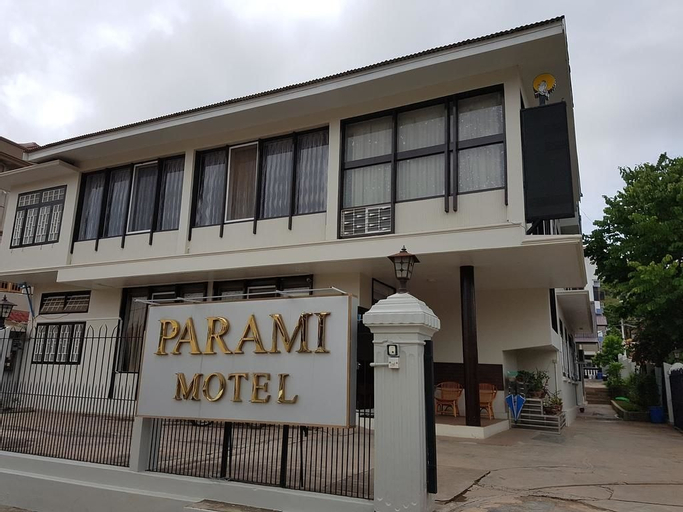Parami Motel, Taunggye
