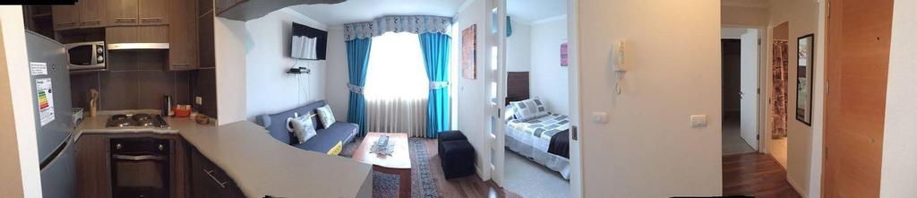 Almond Suite, Cordillera
