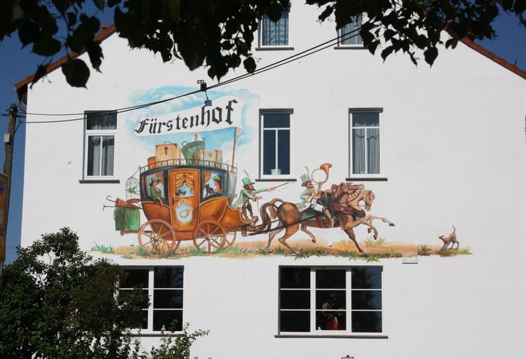 Fürstenhof Gasthaus & Pension, Erfurt